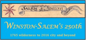 Winston-Salem celebrates its 250th in 2016!